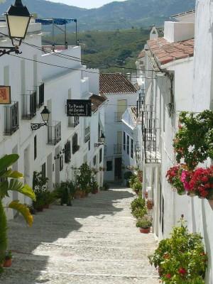 Calles de Frigiliana