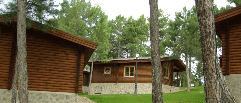 Nuestros bungalows - Fotos de bungalows de madera ...