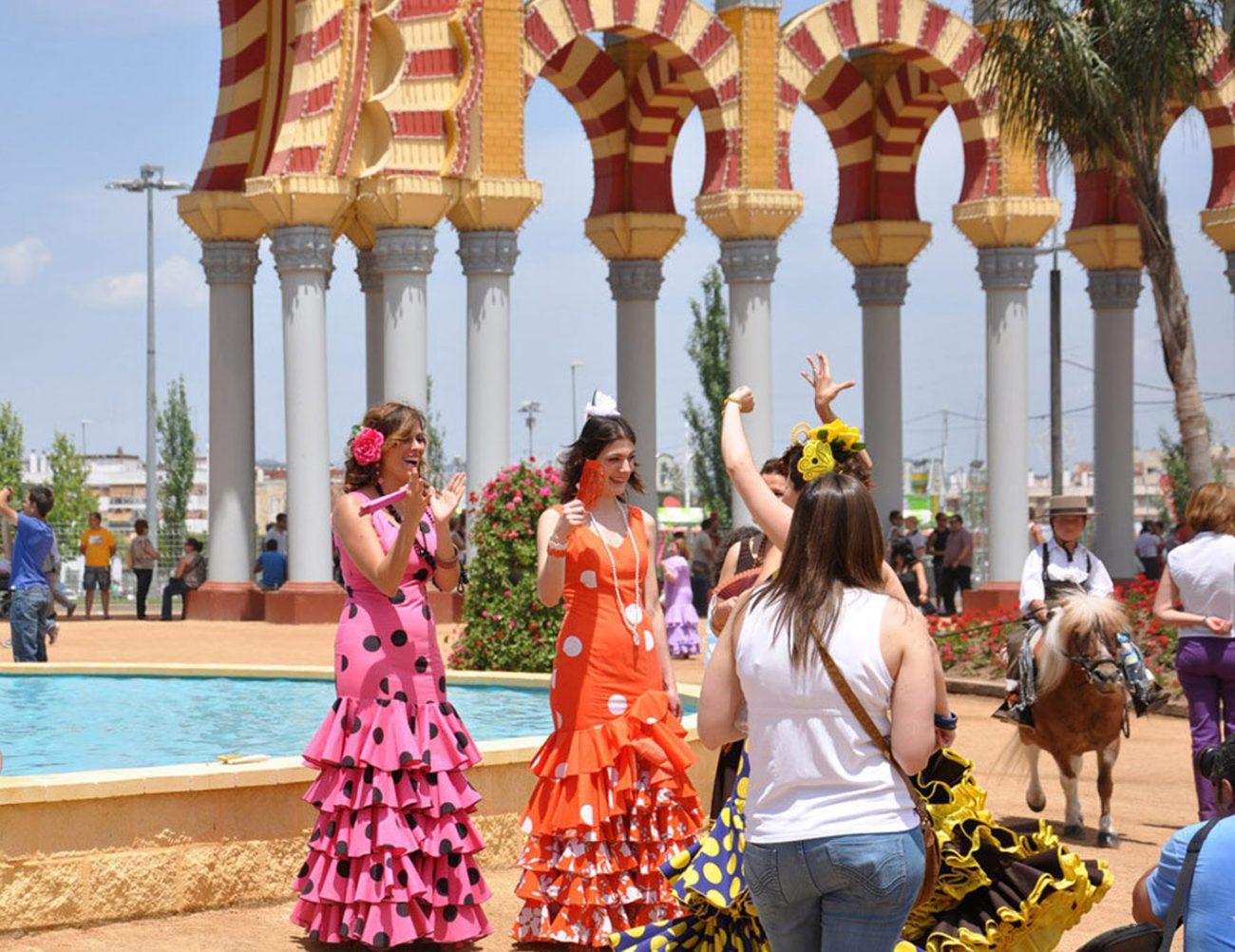 Arte y tradici n en la feria de c rdoba for Feria de artesanias cordoba 2016