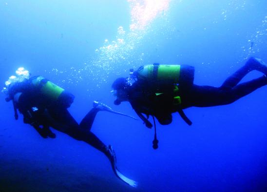Deportes acuáticos en Alicante