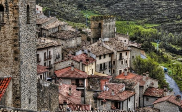 Sos del Rey Católico, Navarra