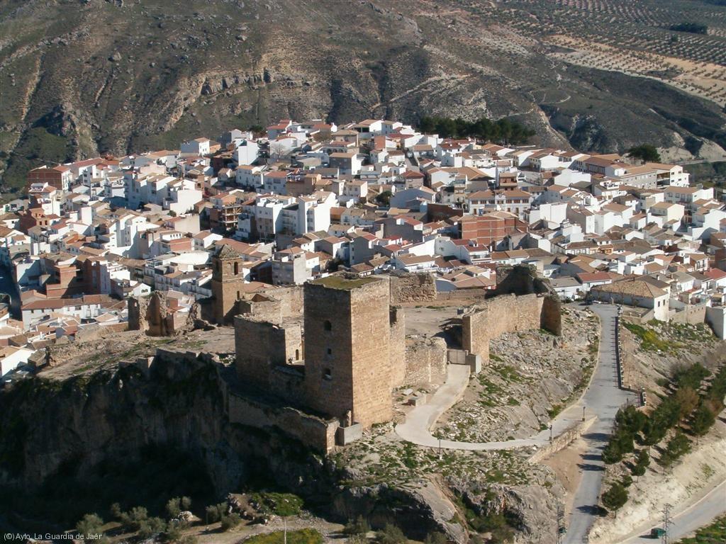 Jaen Spain  city photo : La hospitalidad de los ciudadanos de Laguardia garantiza una ...