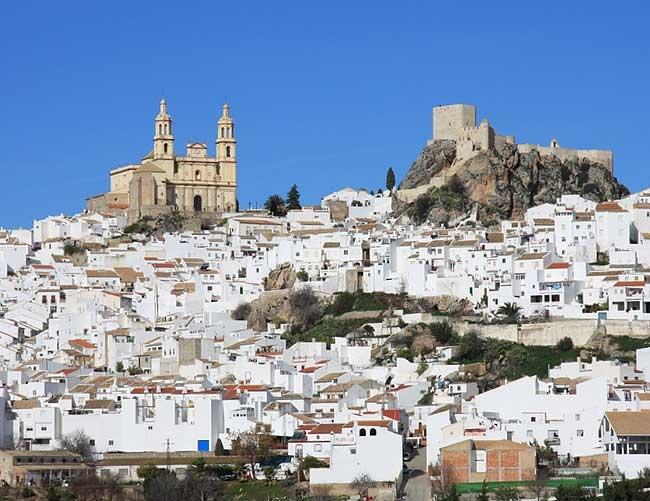 Olvera, Cádiz
