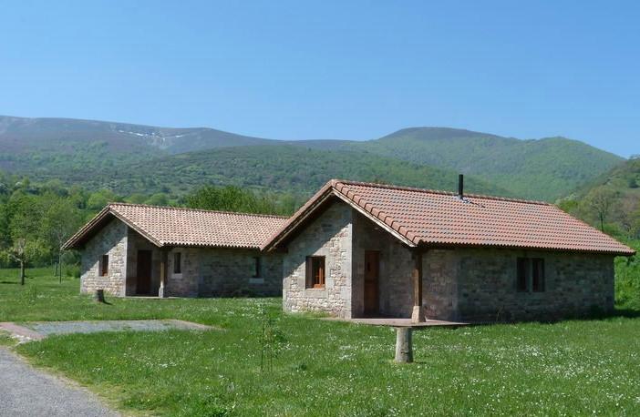 Cabaña de piedra Puente Romano