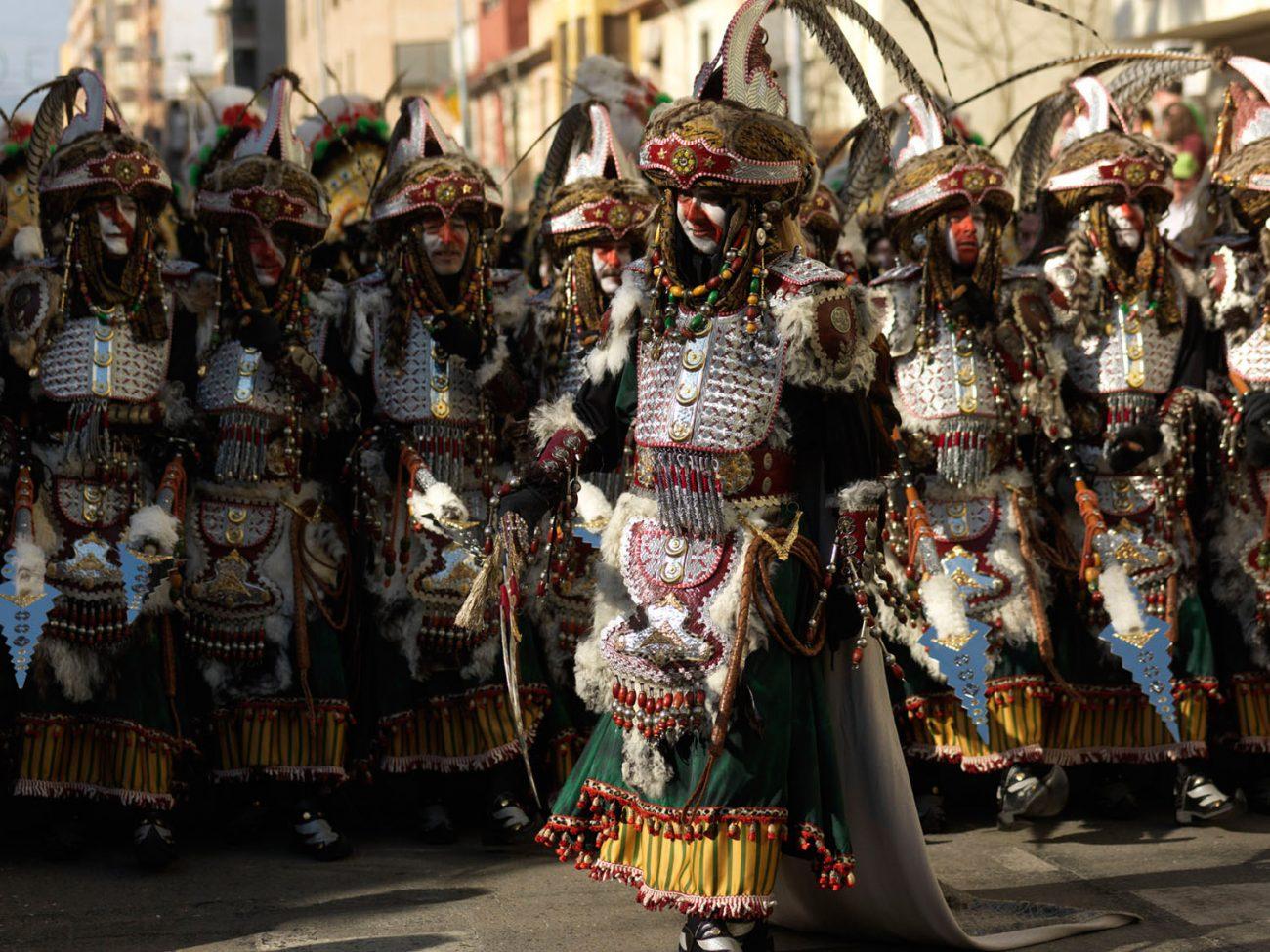 Fiestas de la Magdalena Castellón de la Plana #986A33 1300x975