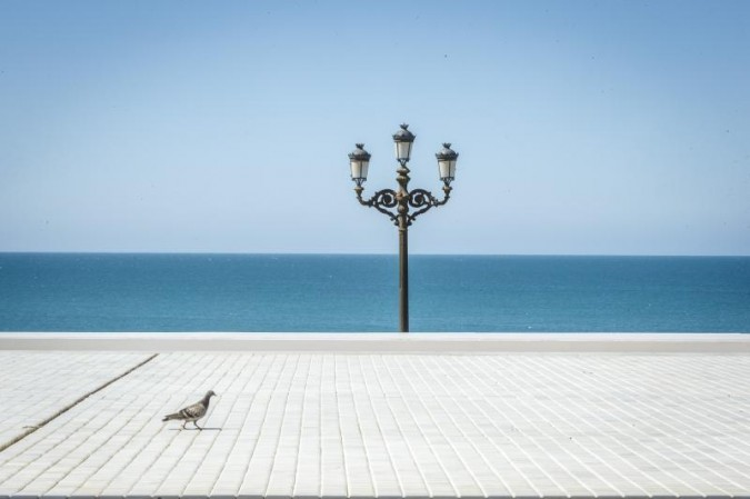 Mirador Entre Catedrales. Imagen del Ayuntamiento de Cádiz