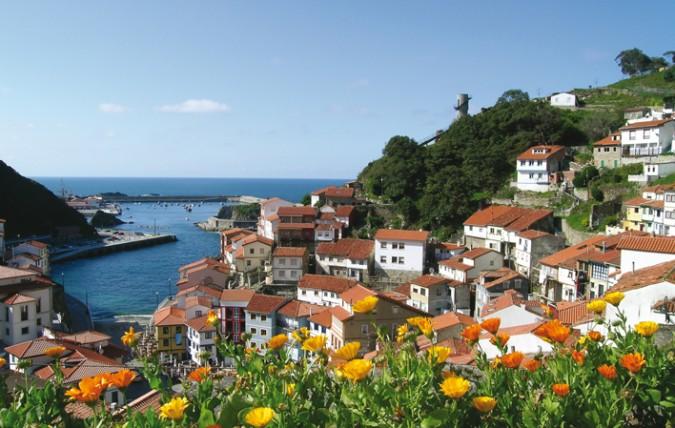 Villa Cudillero. Imagen de Turismo de Asturias