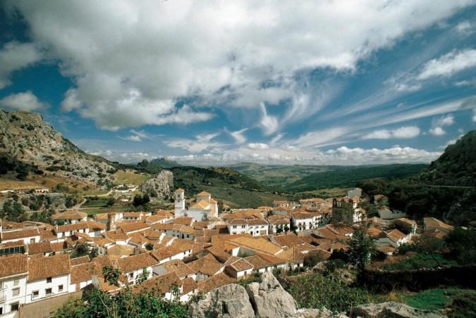 Sierra de Cádiz. Imagen de Cádiz Turismo