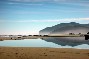 Playa de Trengandin, Noja. Imagen de Turismo de Cantabria