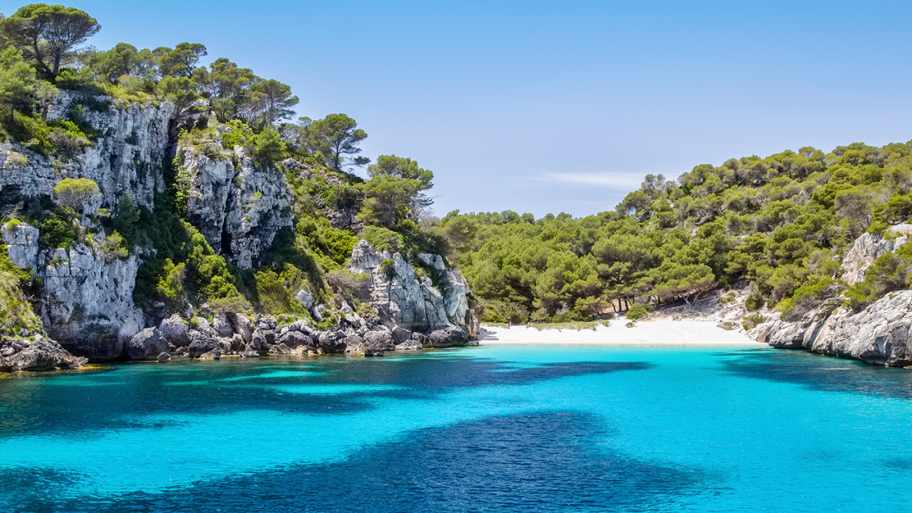 Fall in love with Menorca!