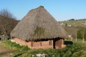 Poblado cántabro. Imagen de Turismo de Cantabria