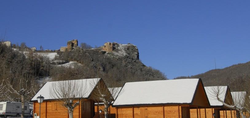 ¡Preciosos alojamientos para tu escapada a Huesca! Imagen de Bungalows Baliera