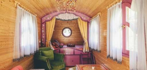 Glamping: camp with Glamour is possible now!