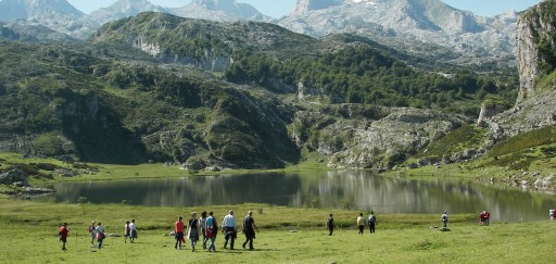 Choose your favorite sport and practiced the active tourism in Asturias