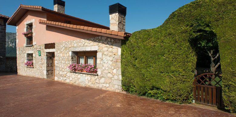 Casa Rural Legaire Etxea BungalowsClub