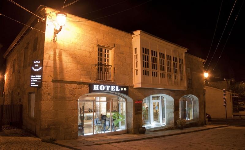 Hotel casa de caldelas lo m s nuevo de ourense - Hotel casa de caldelas ...