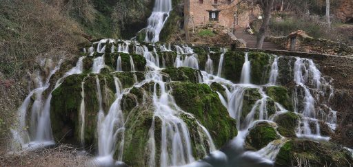 The most amazing water jumps of Spain