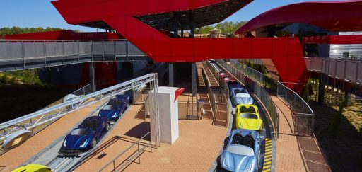 Enjoy Ferrari Land in your next family trip!