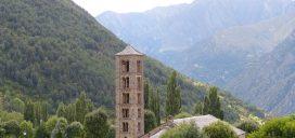 romanico lleida pirineos historia iglesia montana