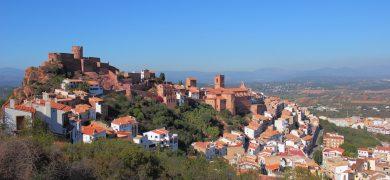 villafames castellon pueblo montaña castillo historia magnanimvs