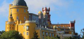 palacio da pena portugal sintra