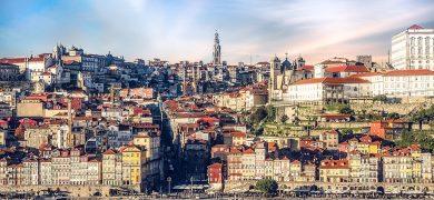 oporto ciudad portugal historia