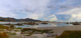 Praia Carnota A Coruña
